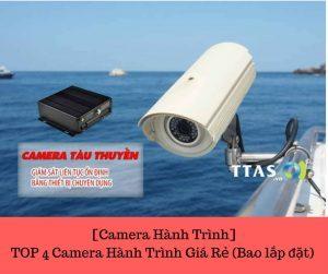 [Camera Hành Trình] TOP 4 Camera Hành Trình Giá Rẻ (Bao lắp đặt)