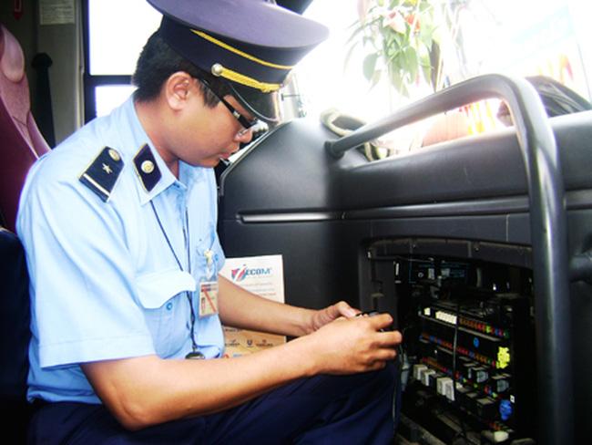 quy định thiết bị giám sát hành trình