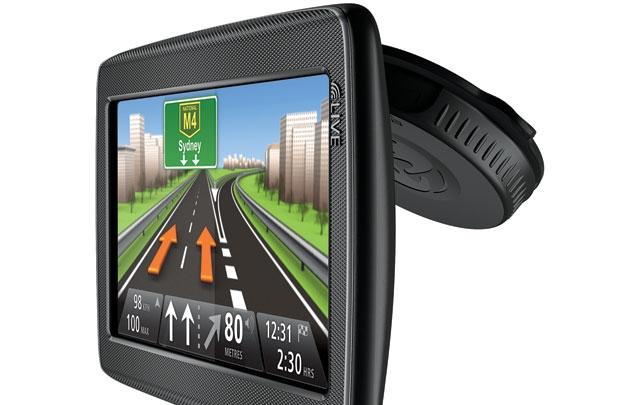 thiết bị dẫn đường cho xe ô tô