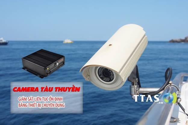 Camera giám sát tàu thuyền