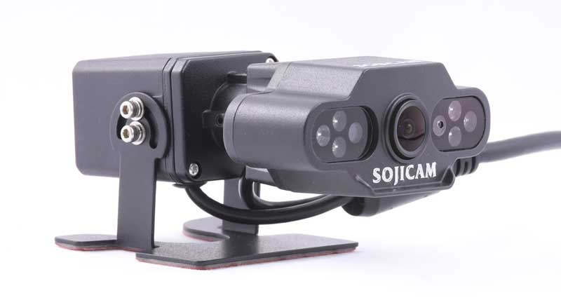 Camera hành trình giám sát từ xa dual lens