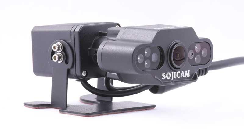 Camera dual lens Sojicam, Camera hành trình giám sát xe