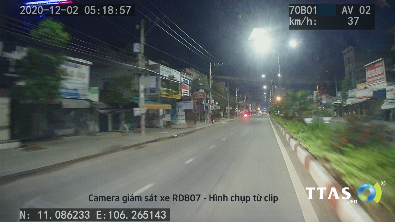 Camera giám sát xe RD807, Camera giám sát xe, camera xe khách, camera xe tải